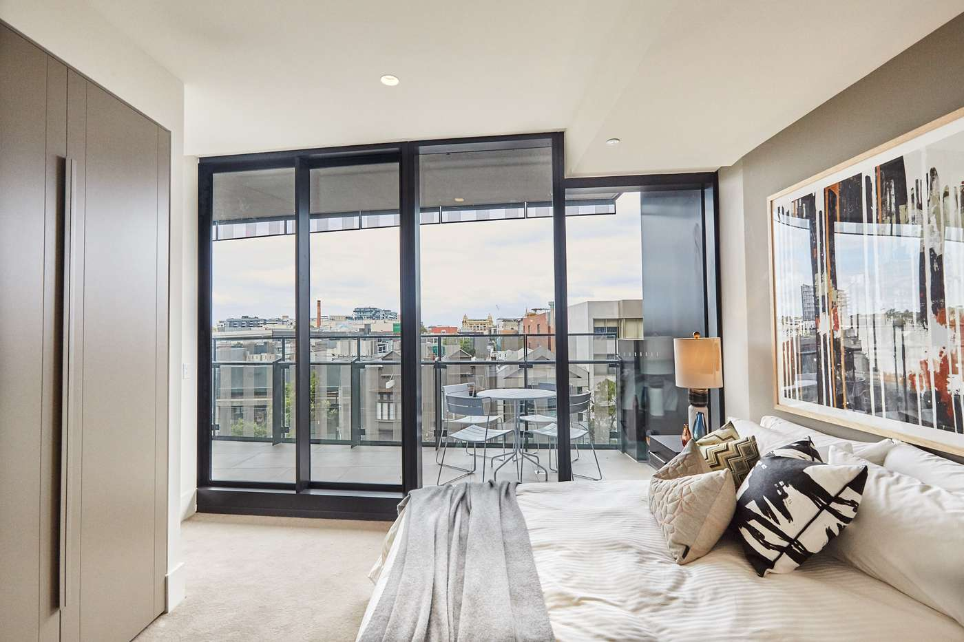 Main view of Homely apartment listing, 2402A/1 Almeida Crescent, South Yarra, VIC 3141