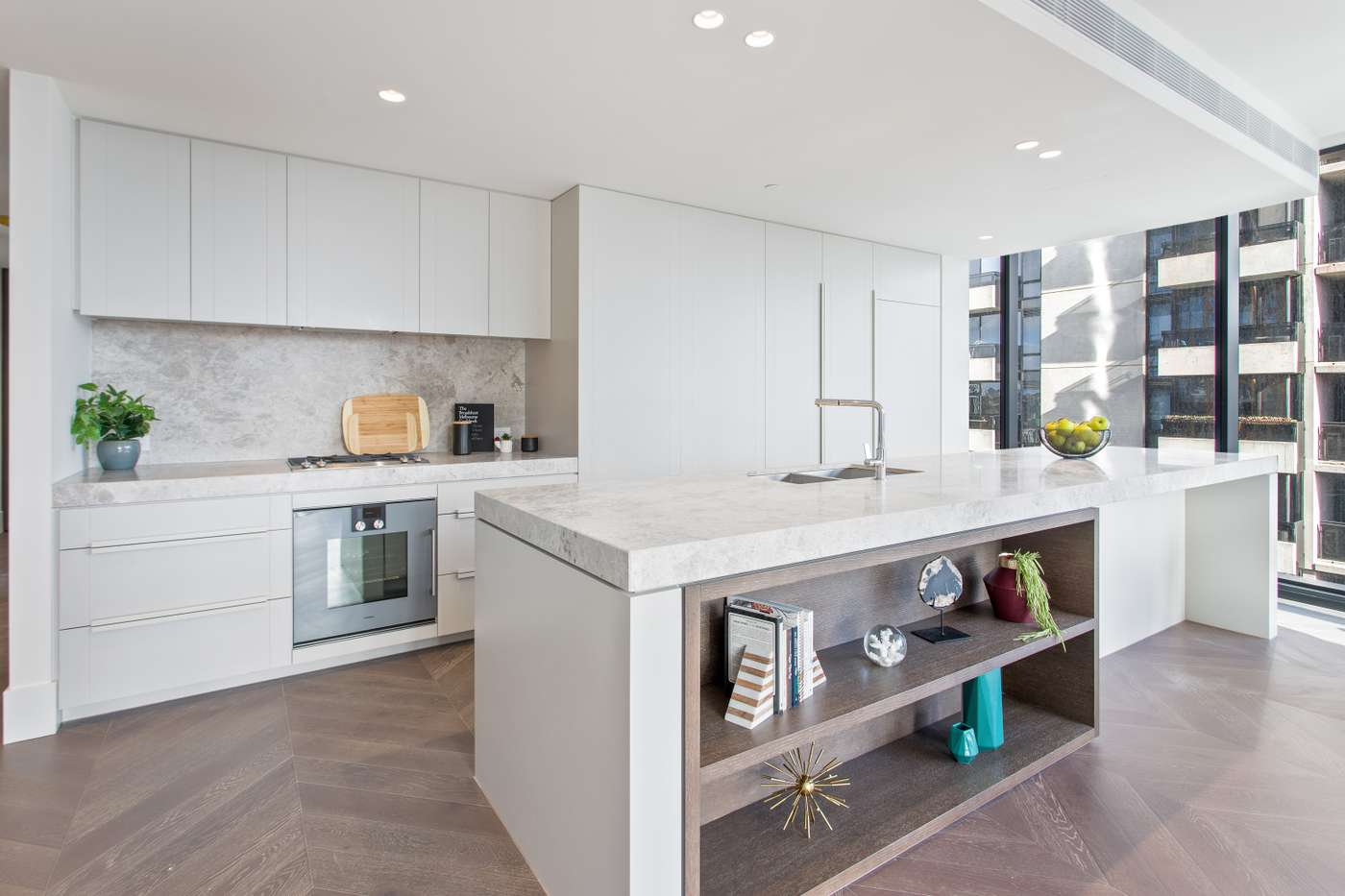 Main view of Homely apartment listing, 1301A/1 Almeida Crescent, South Yarra, VIC 3141