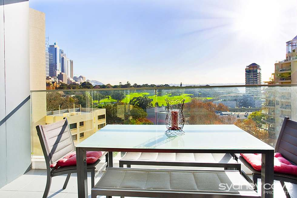 Second view of Homely apartment listing, 60 William St, Sydney NSW 2000