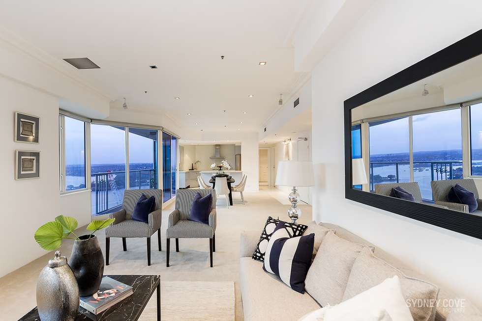 Second view of Homely apartment listing, 127 Kent Street, Sydney NSW 2000