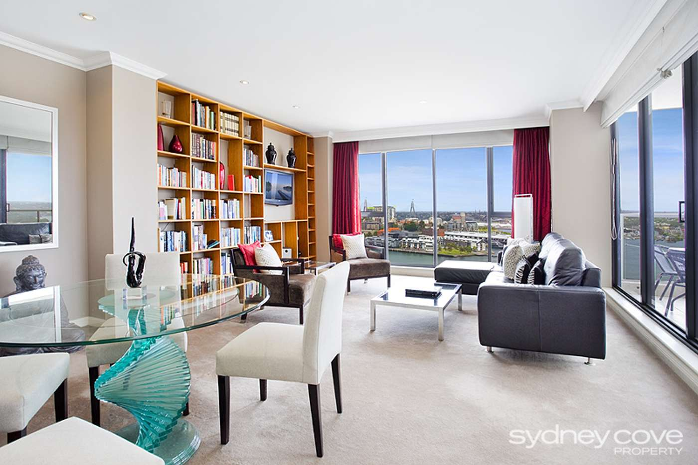 Main view of Homely apartment listing, 183 Kent St, Sydney NSW 2000