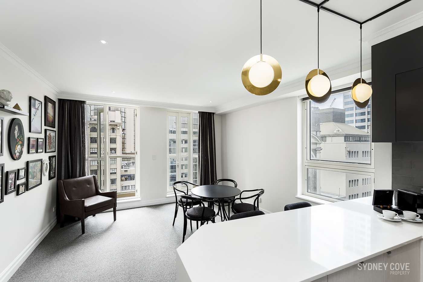Main view of Homely apartment listing, 2 Bond Street, Sydney NSW 2000