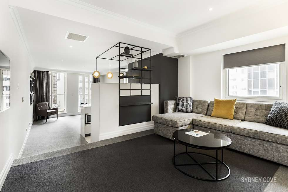 Second view of Homely apartment listing, 2 Bond Street, Sydney NSW 2000