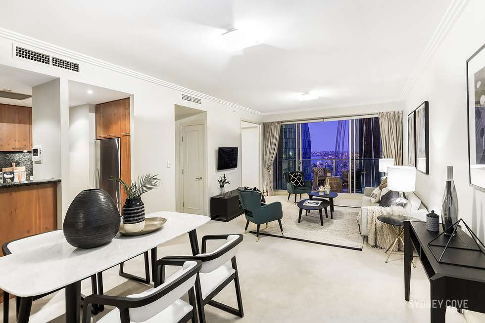 Second view of Homely apartment listing, 3104/68 Market Street, Sydney NSW 2000