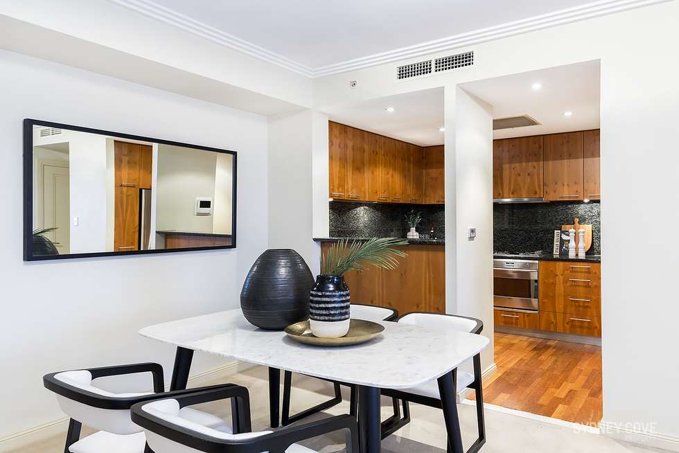 Third view of Homely apartment listing, 3104/68 Market Street, Sydney NSW 2000