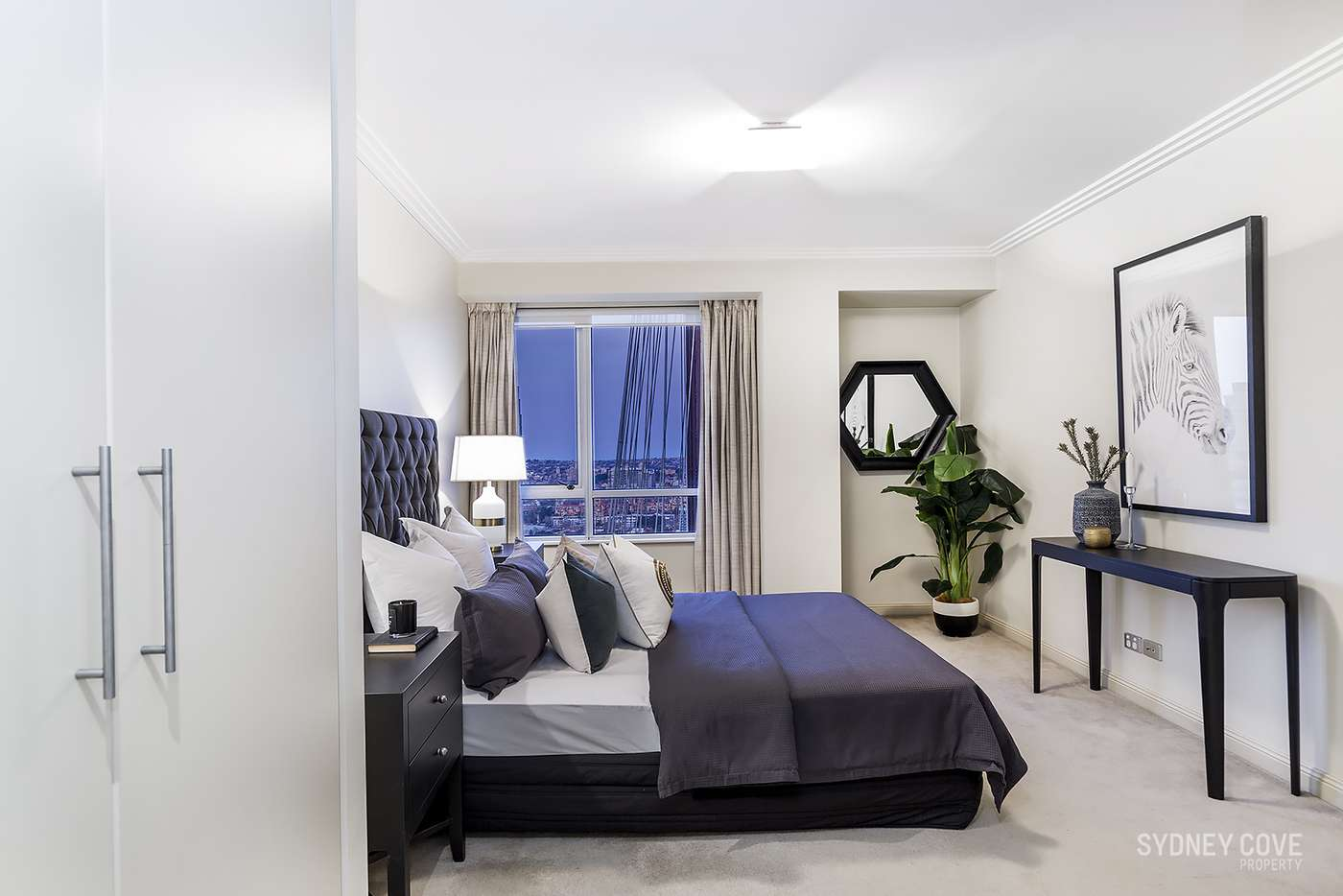 Fifth view of Homely apartment listing, 3104/68 Market Street, Sydney NSW 2000