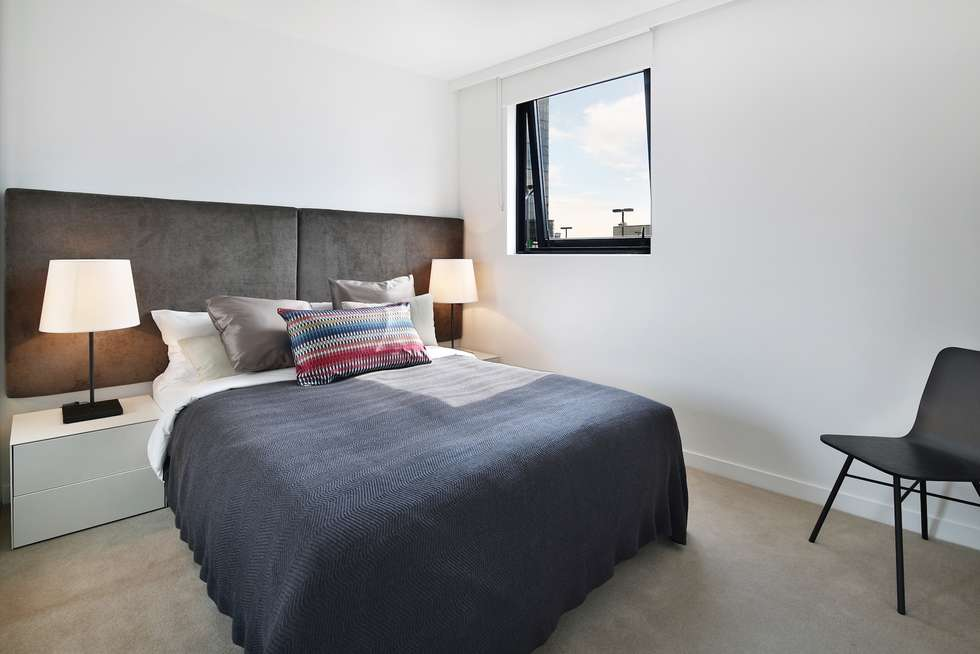 Third view of Homely apartment listing, 2406/250 City Road, Southbank VIC 3006