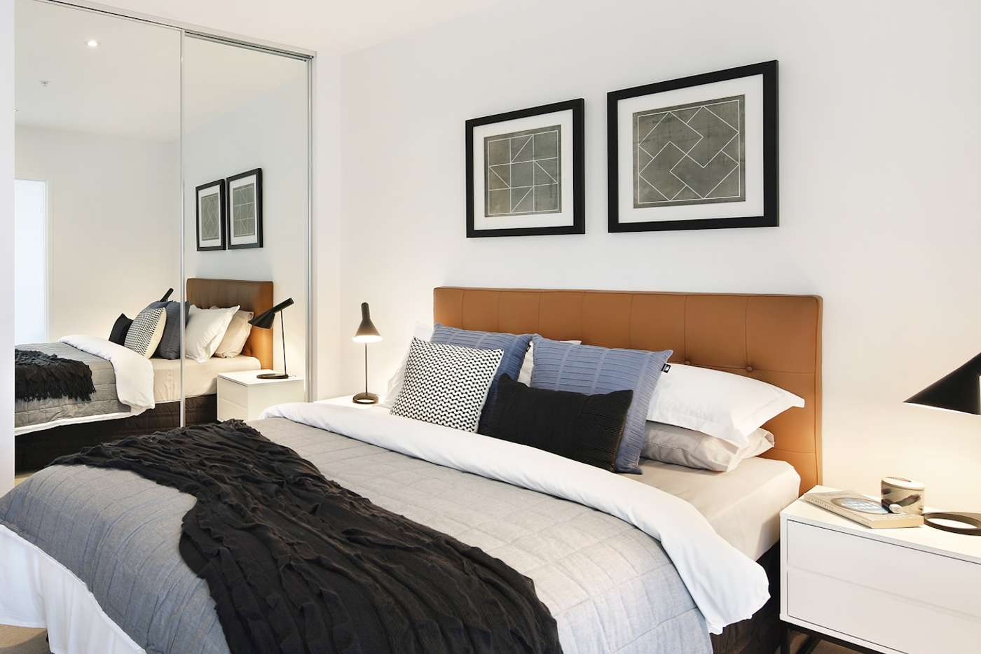 Main view of Homely apartment listing, 2806/250 City Road, Southbank VIC 3006