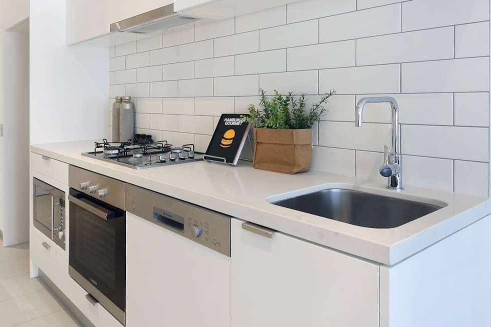 Second view of Homely apartment listing, 2806/250 City Road, Southbank VIC 3006