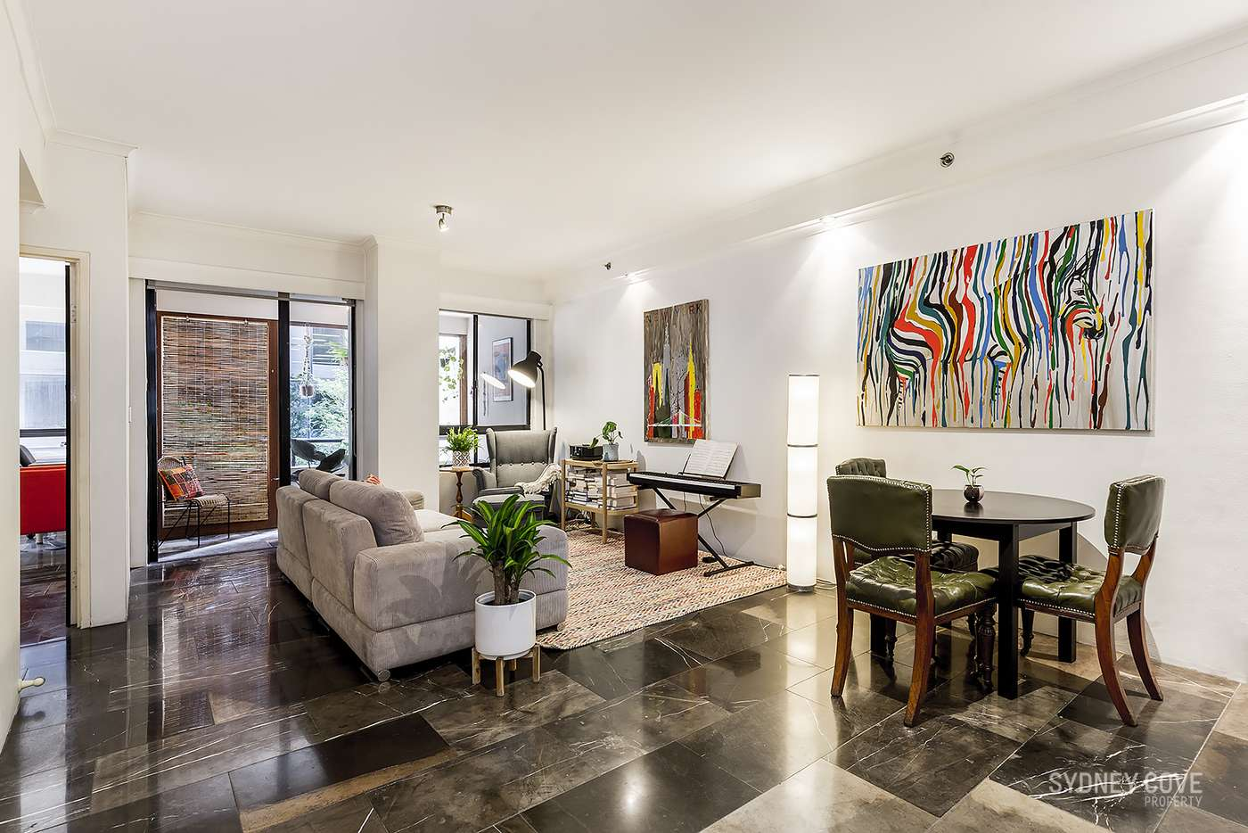 Main view of Homely apartment listing, 27/365 Kent Street, Sydney NSW 2000
