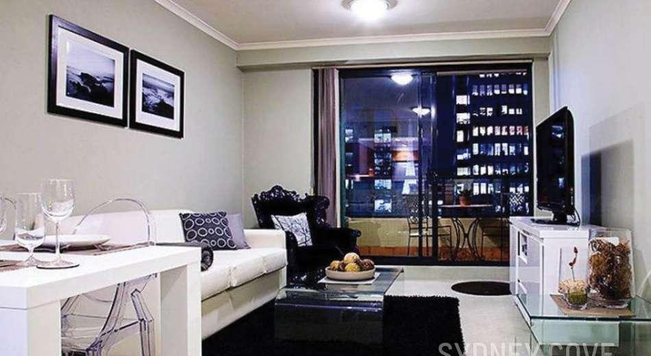1 Hosking Place, Sydney NSW 2000
