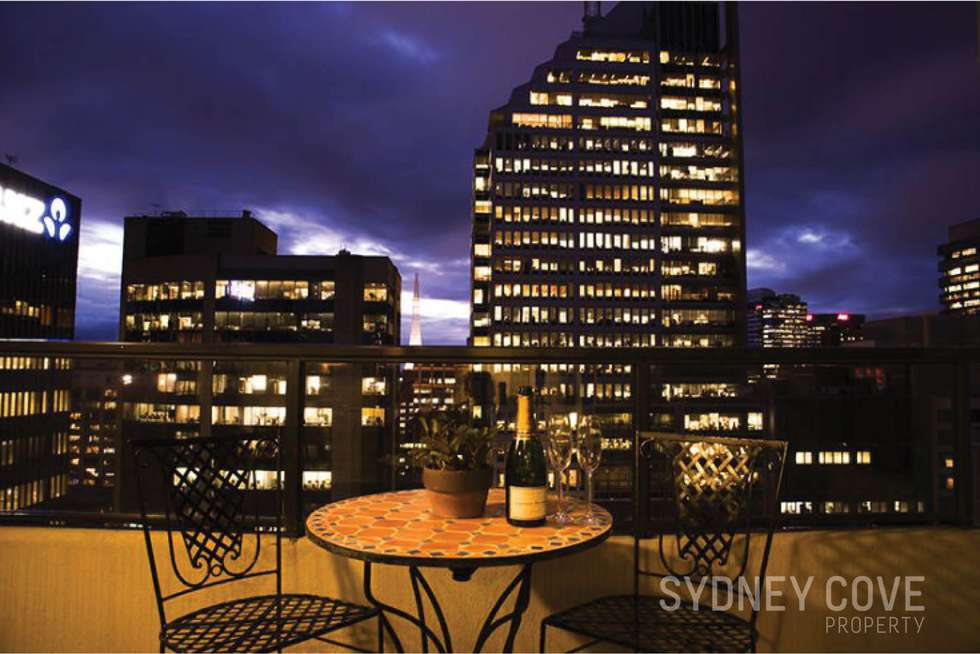 Second view of Homely apartment listing, 1 Hosking Place, Sydney NSW 2000