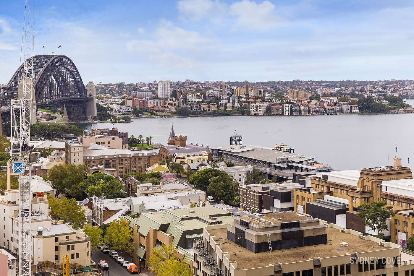 Main view of Homely apartment listing, 98 Gloucester Street, Sydney NSW 2000