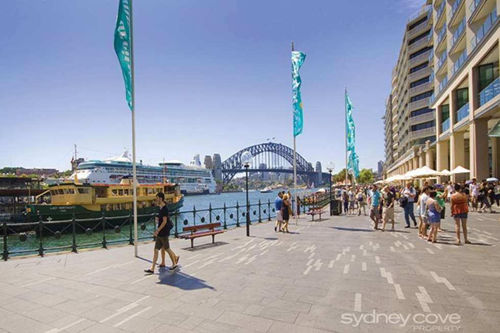 Fifth view of Homely apartment listing, 38 Bridge St, Sydney NSW 2000