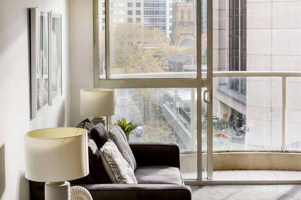 Third view of Homely studio listing, 2 Bond Street, Sydney NSW 2000