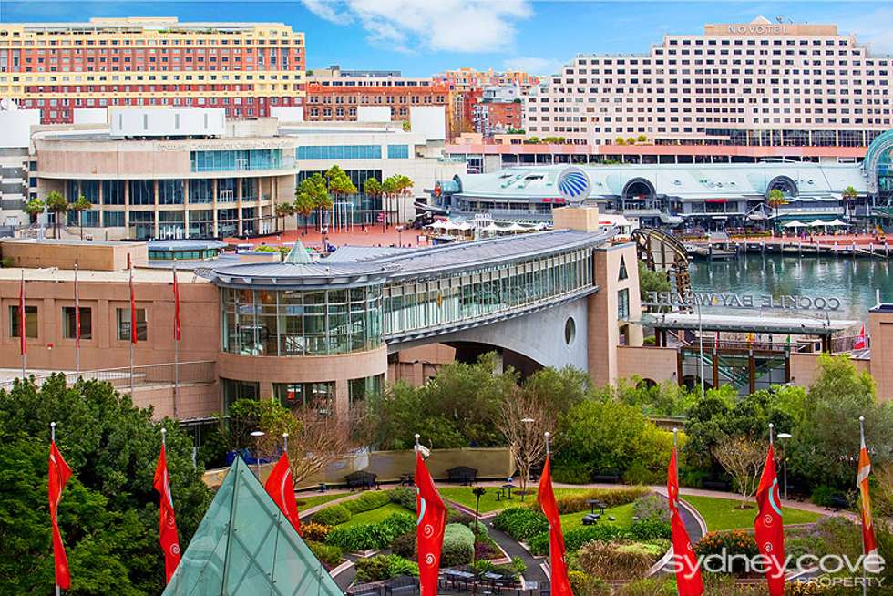 Fourth view of Homely apartment listing, 222 Sussex St, Sydney NSW 2000