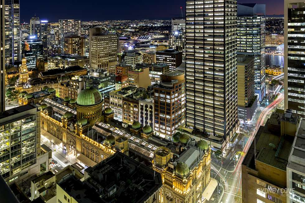 Third view of Homely apartment listing, 3009/68-70 Market Street, Sydney NSW 2000