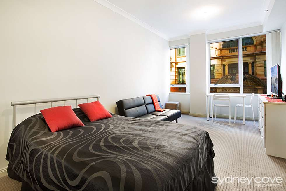 Third view of Homely apartment listing, 38 Bridge St, Sydney NSW 2000