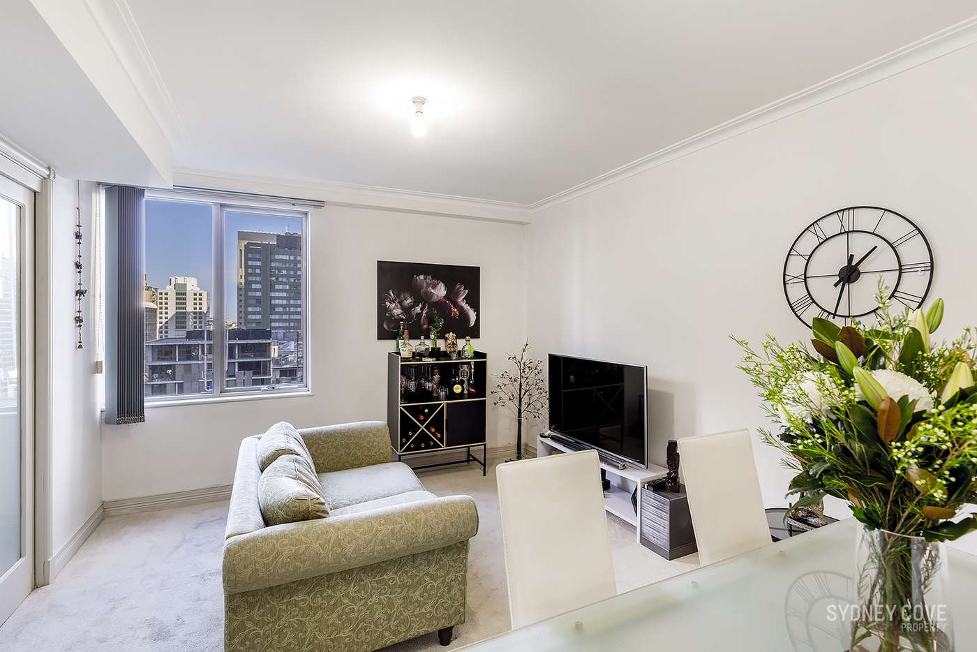 Main view of Homely apartment listing, 1606/199 Castlereagh Street, Sydney NSW 2000