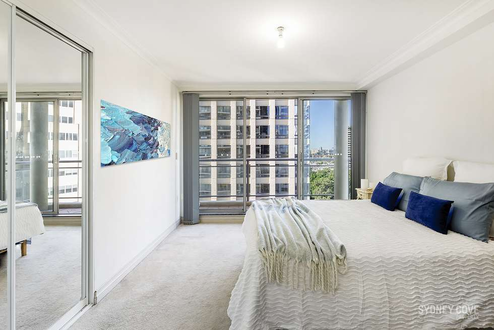 Second view of Homely apartment listing, 1606/199 Castlereagh Street, Sydney NSW 2000