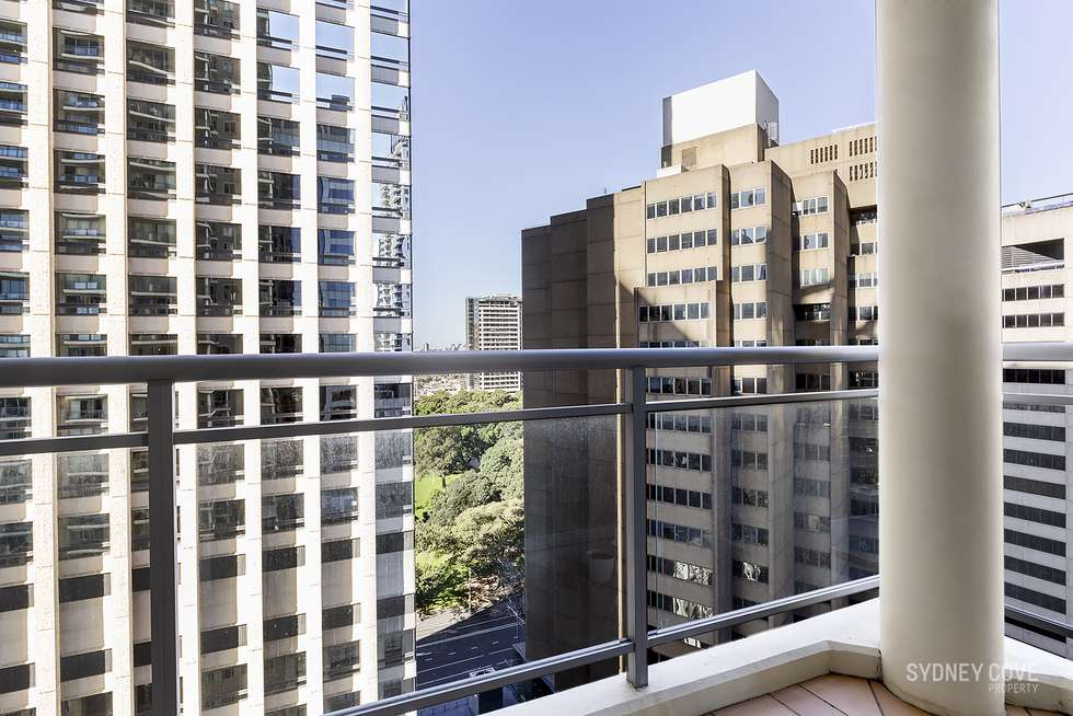 Third view of Homely apartment listing, 1606/199 Castlereagh Street, Sydney NSW 2000