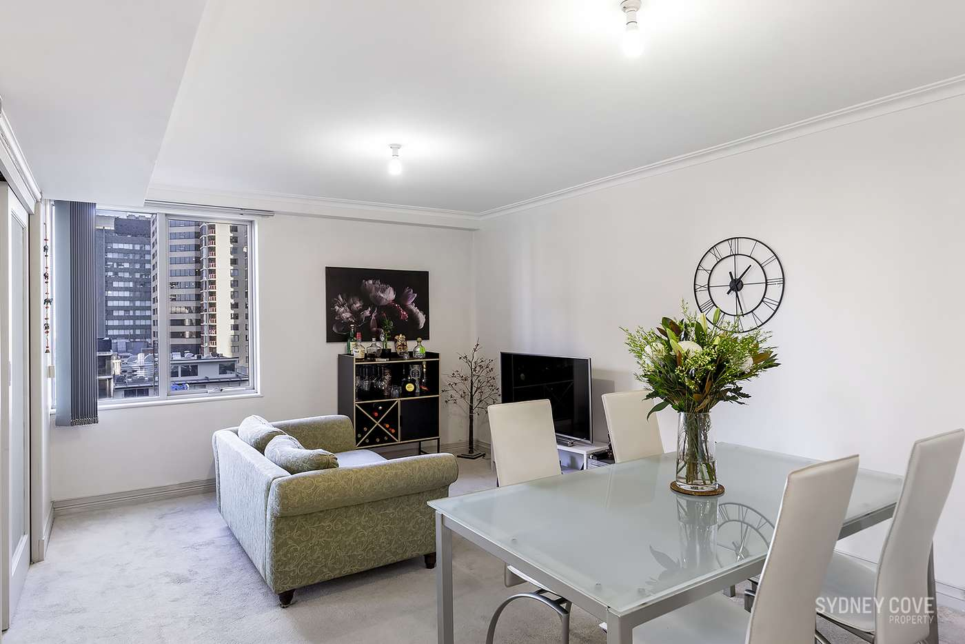 Fifth view of Homely apartment listing, 1606/199 Castlereagh Street, Sydney NSW 2000