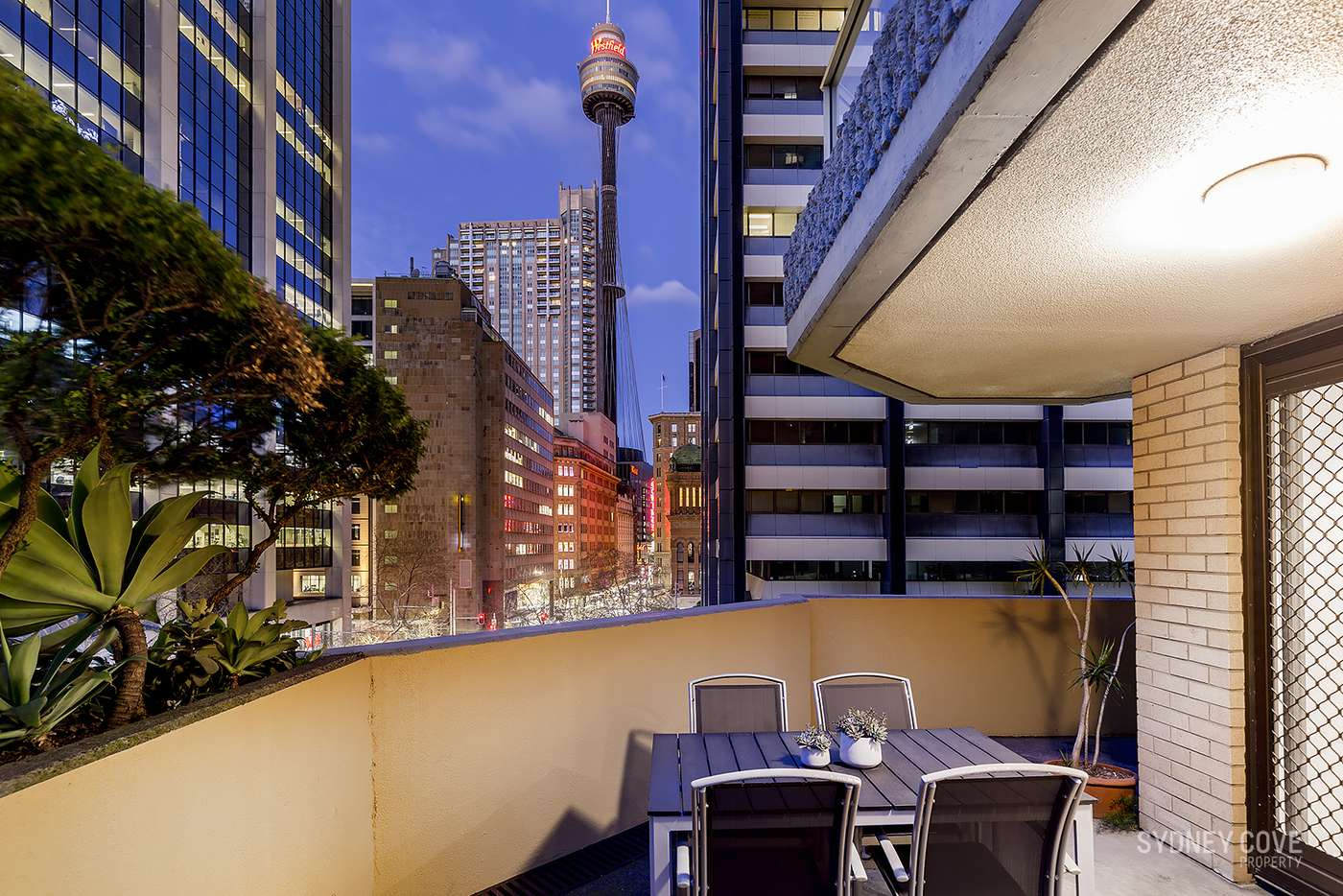 Main view of Homely apartment listing, 16/25 Market Street, Sydney NSW 2000