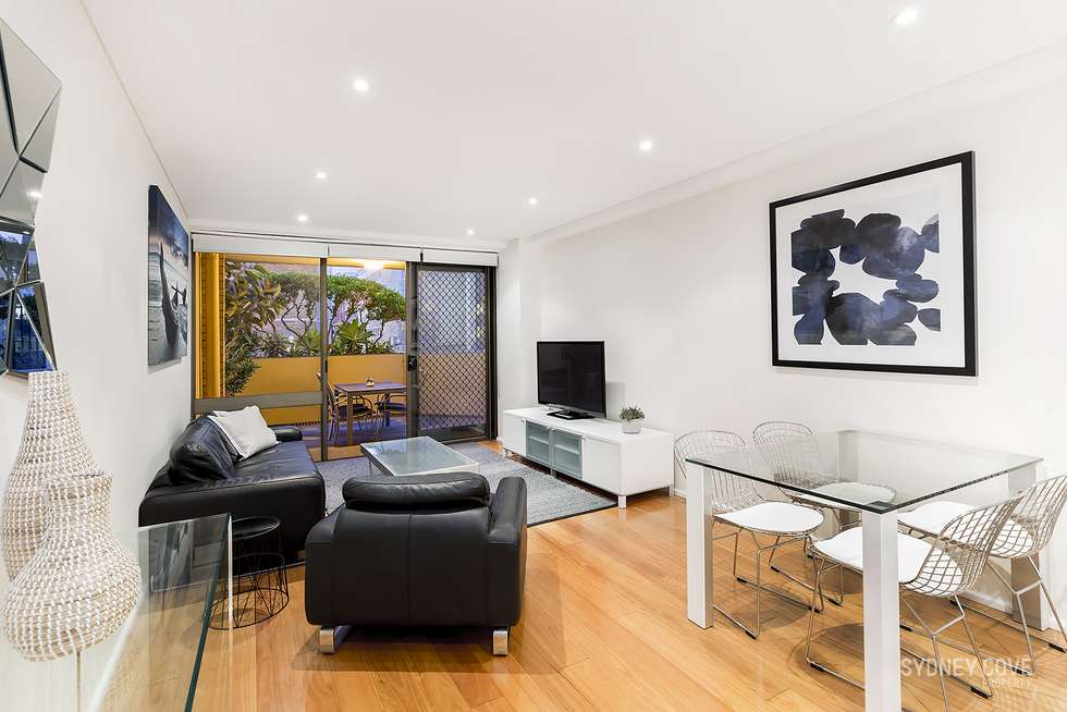 Third view of Homely apartment listing, 16/25 Market Street, Sydney NSW 2000