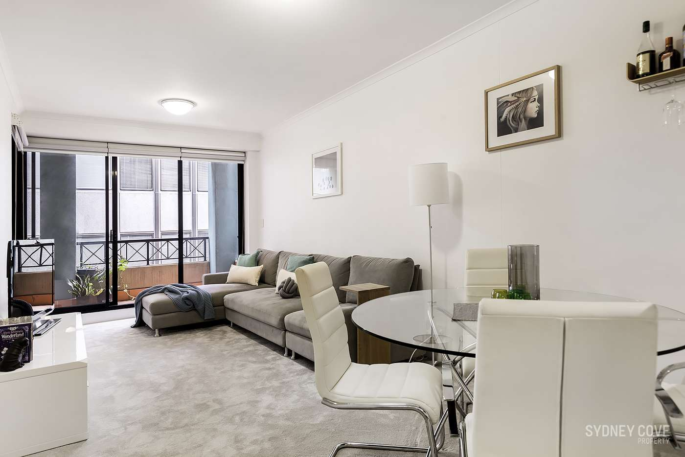 Main view of Homely apartment listing, 1103/1 Hosking Place, Sydney NSW 2000