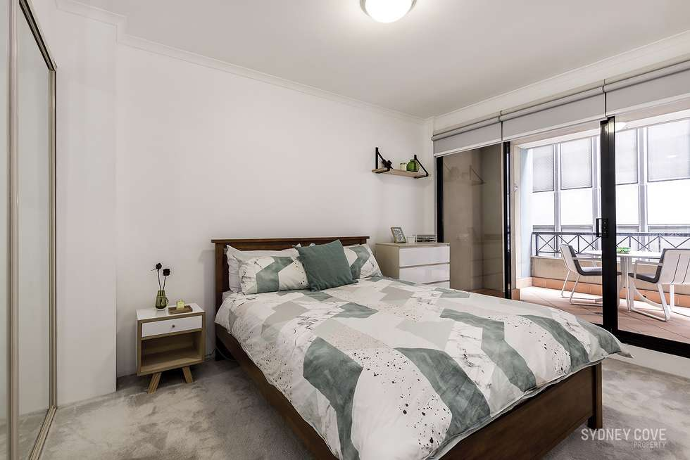 Second view of Homely apartment listing, 1103/1 Hosking Place, Sydney NSW 2000