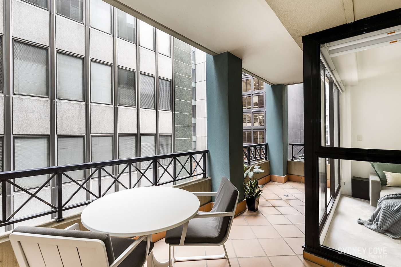 Fifth view of Homely apartment listing, 1103/1 Hosking Place, Sydney NSW 2000
