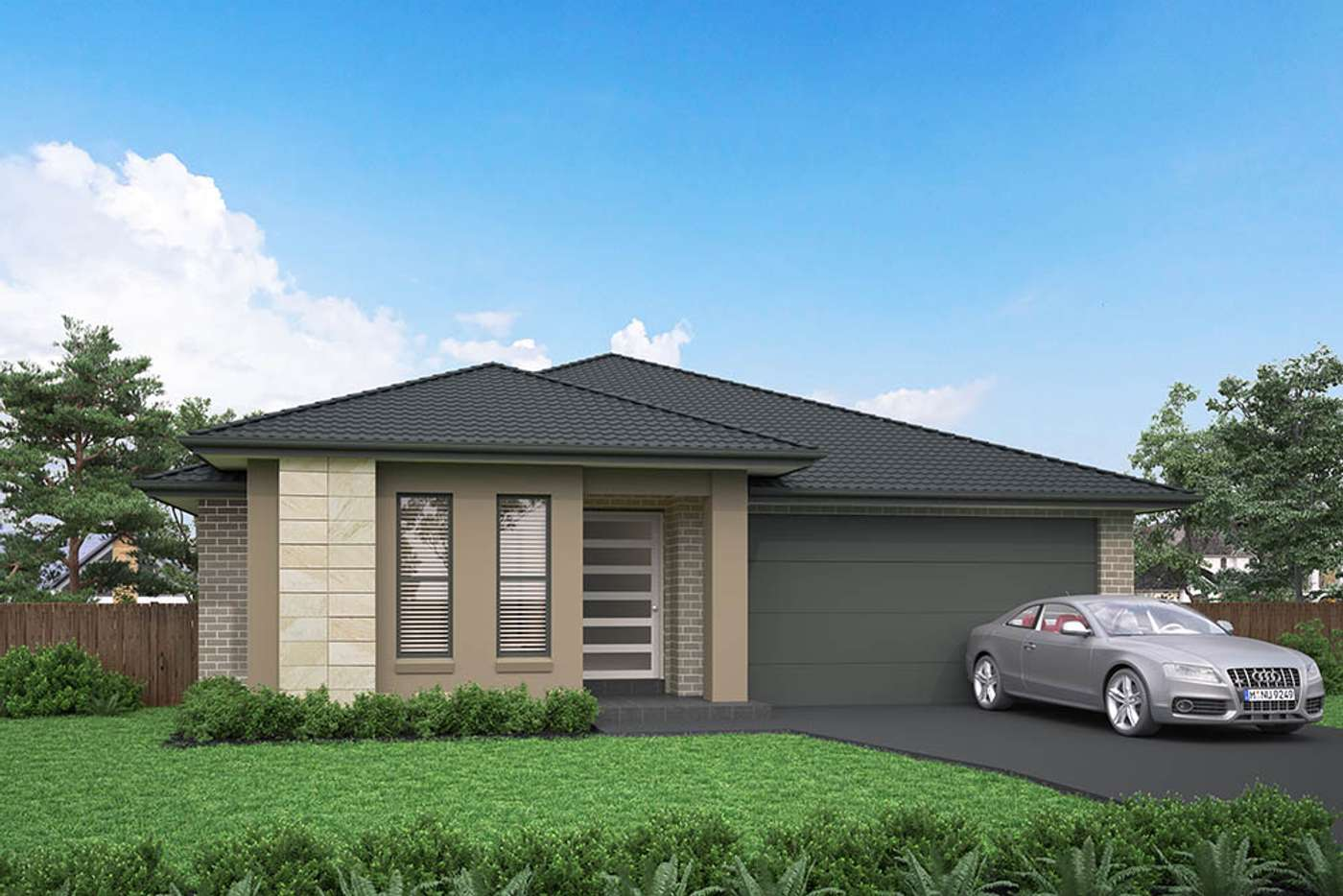 Main view of Homely house listing, Lot 701 Parrington Street, Schofields NSW 2762