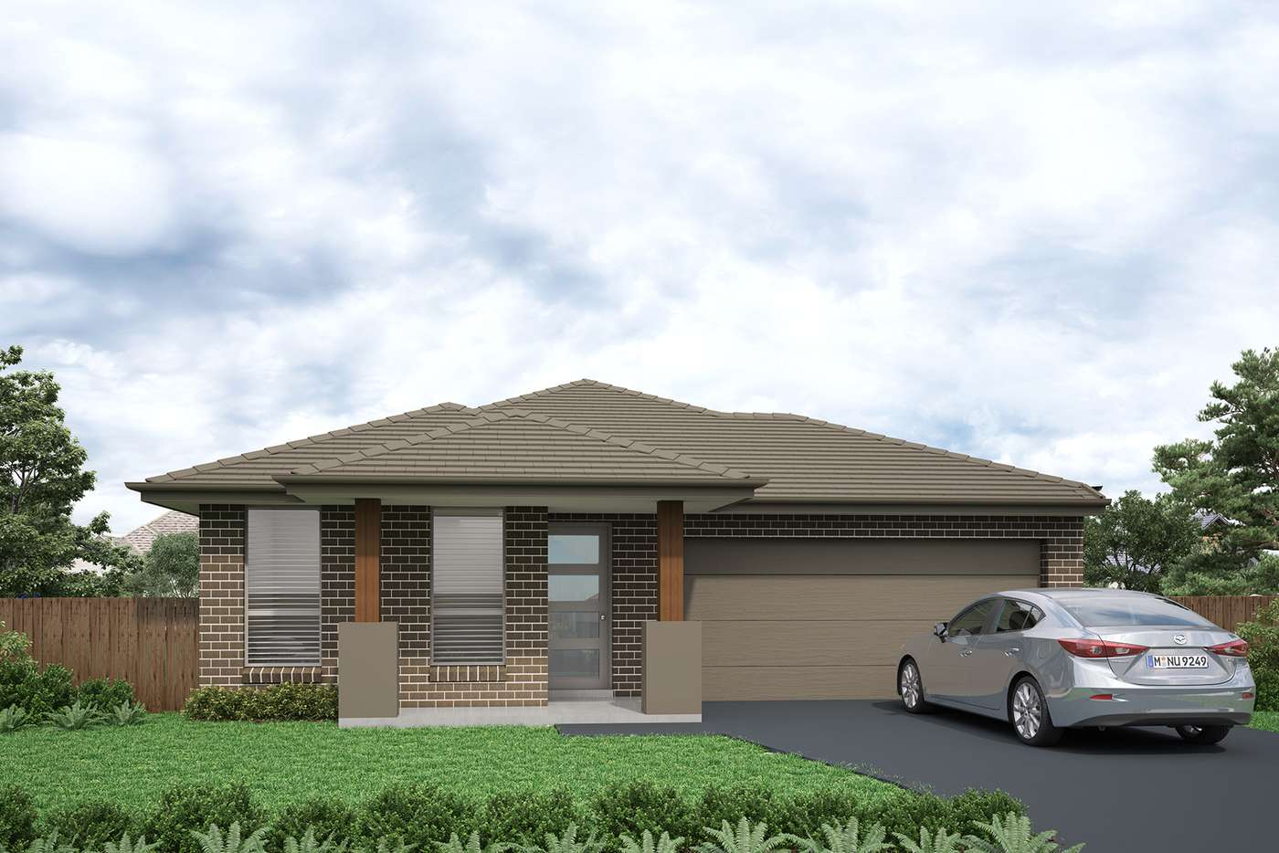 Main view of Homely house listing, Lot 703 Parrington Street, Schofields NSW 2762