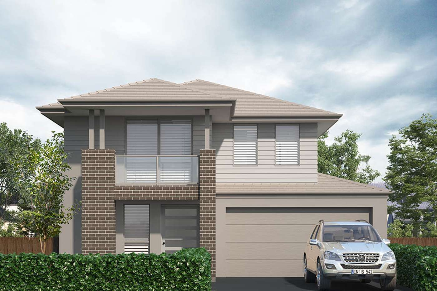 Main view of Homely house listing, Lot 6102 Caldwell Avenue, Edmondson Park NSW 2174