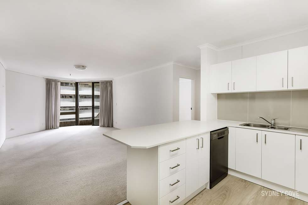 Second view of Homely apartment listing, 25 Market St, Sydney NSW 2000