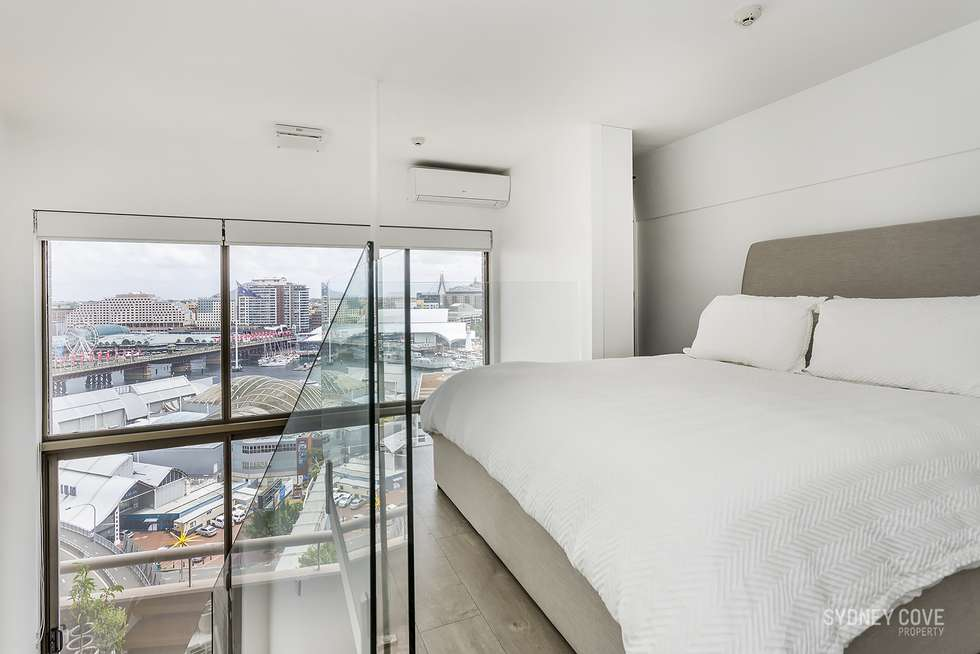 Fifth view of Homely apartment listing, 132-136 Sussex St, Sydney NSW 2000