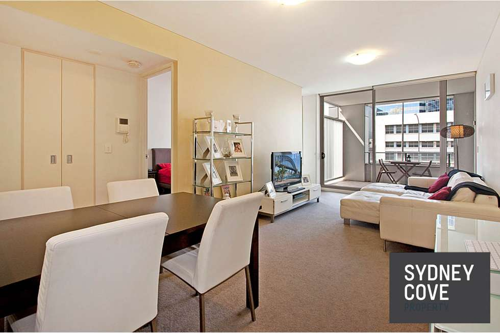 Second view of Homely apartment listing, 35 Shelley Street, Sydney NSW 2000
