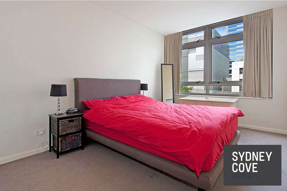 Fifth view of Homely apartment listing, 35 Shelley Street, Sydney NSW 2000