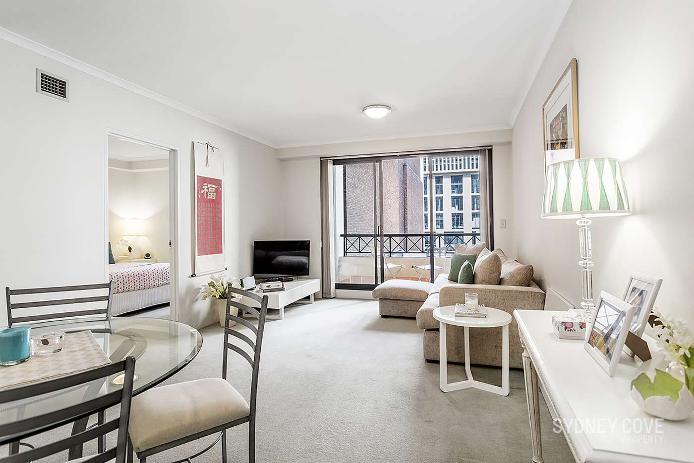 Main view of Homely apartment listing, 1 Hosking Pl, Sydney NSW 2000