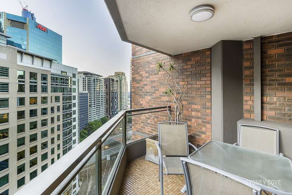 Third view of Homely apartment listing, 5 York St, Sydney NSW 2000