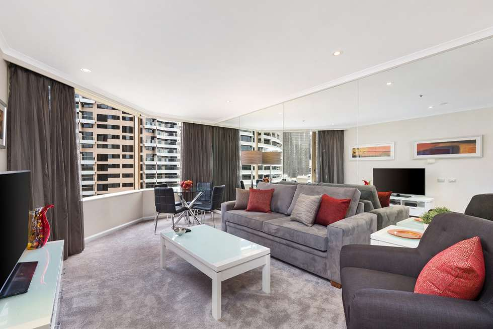 Third view of Homely apartment listing, 98 Gloucester St, Sydney NSW 2000