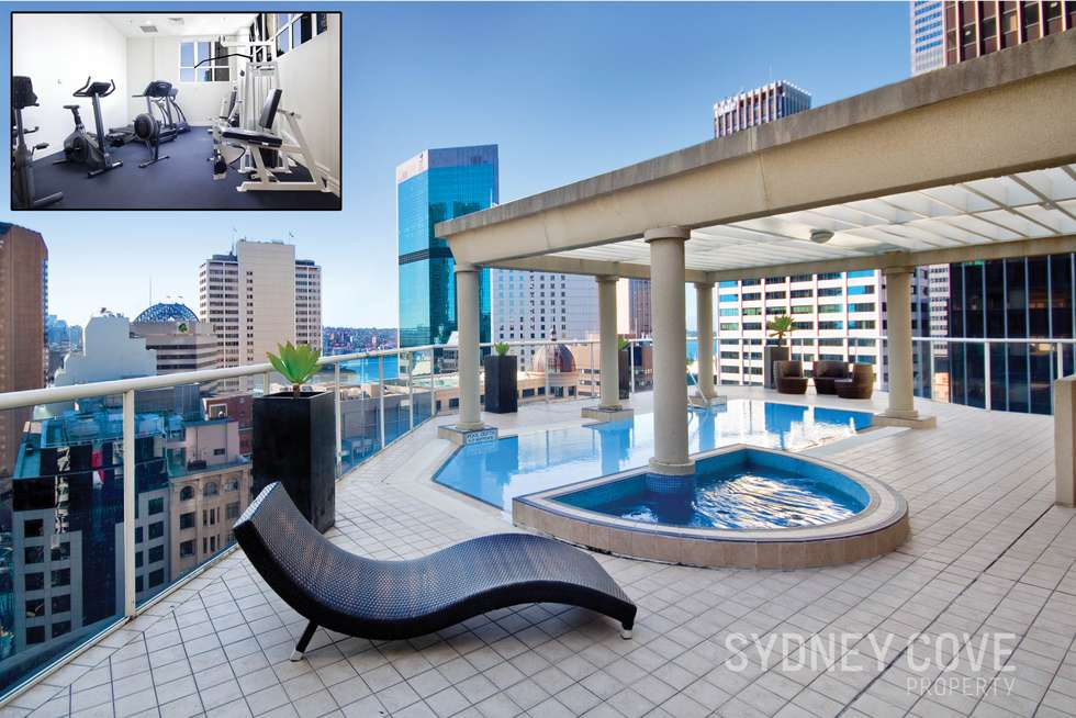Fourth view of Homely apartment listing, 2 Bond St, Sydney NSW 2000