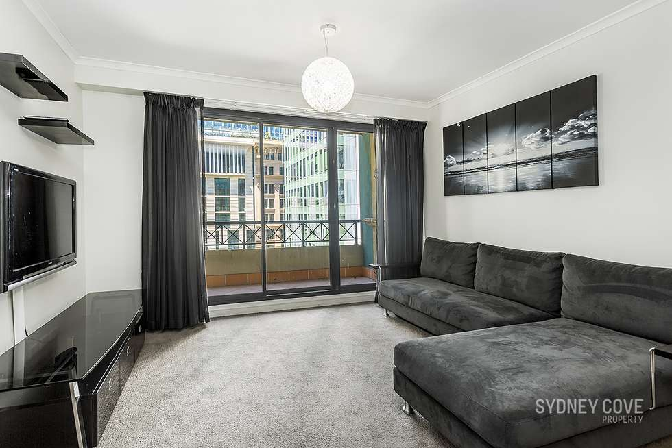 Second view of Homely apartment listing, 1 Hosking Pl, Sydney NSW 2000