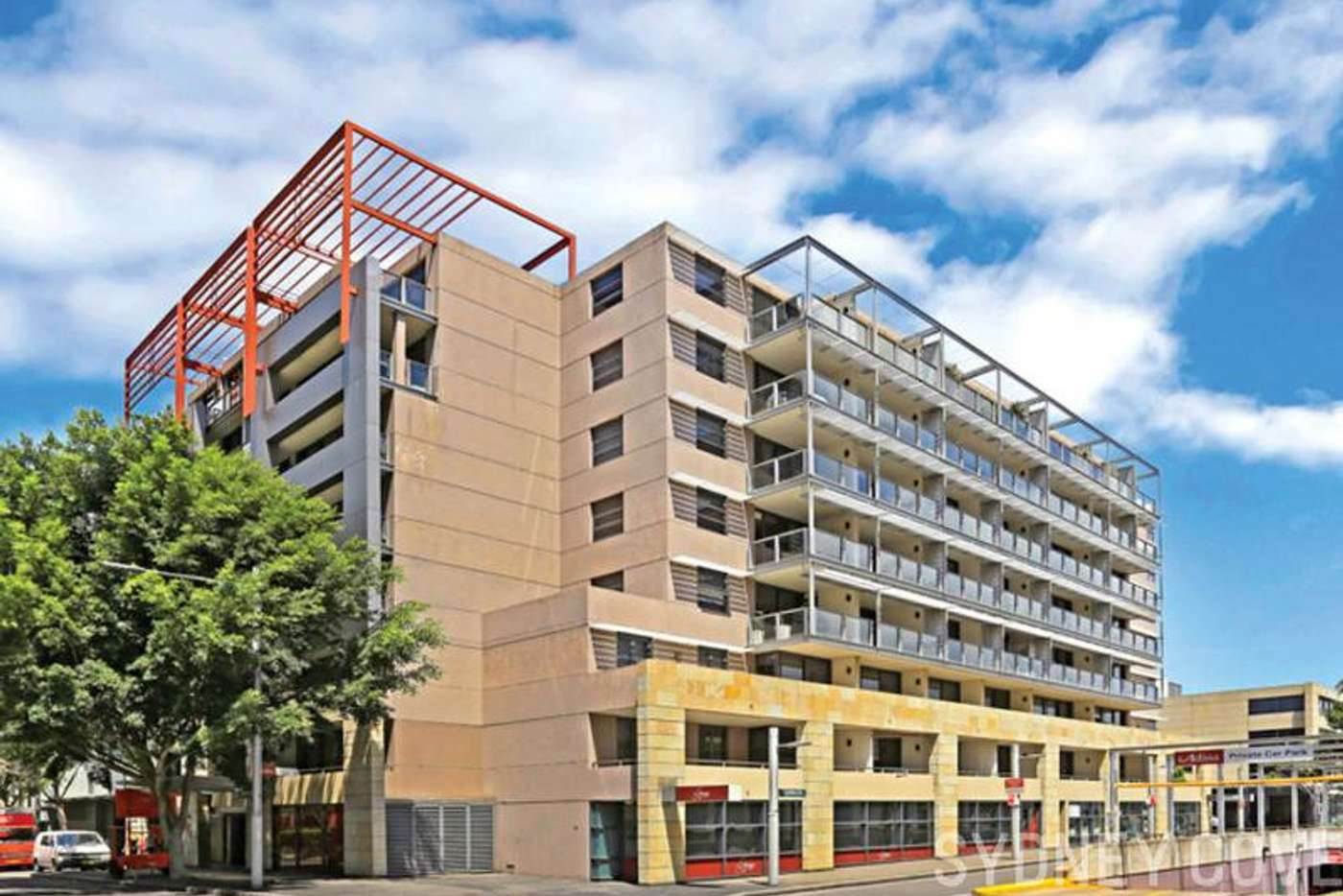 Main view of Homely apartment listing, 45 Shelley Street, Sydney NSW 2000