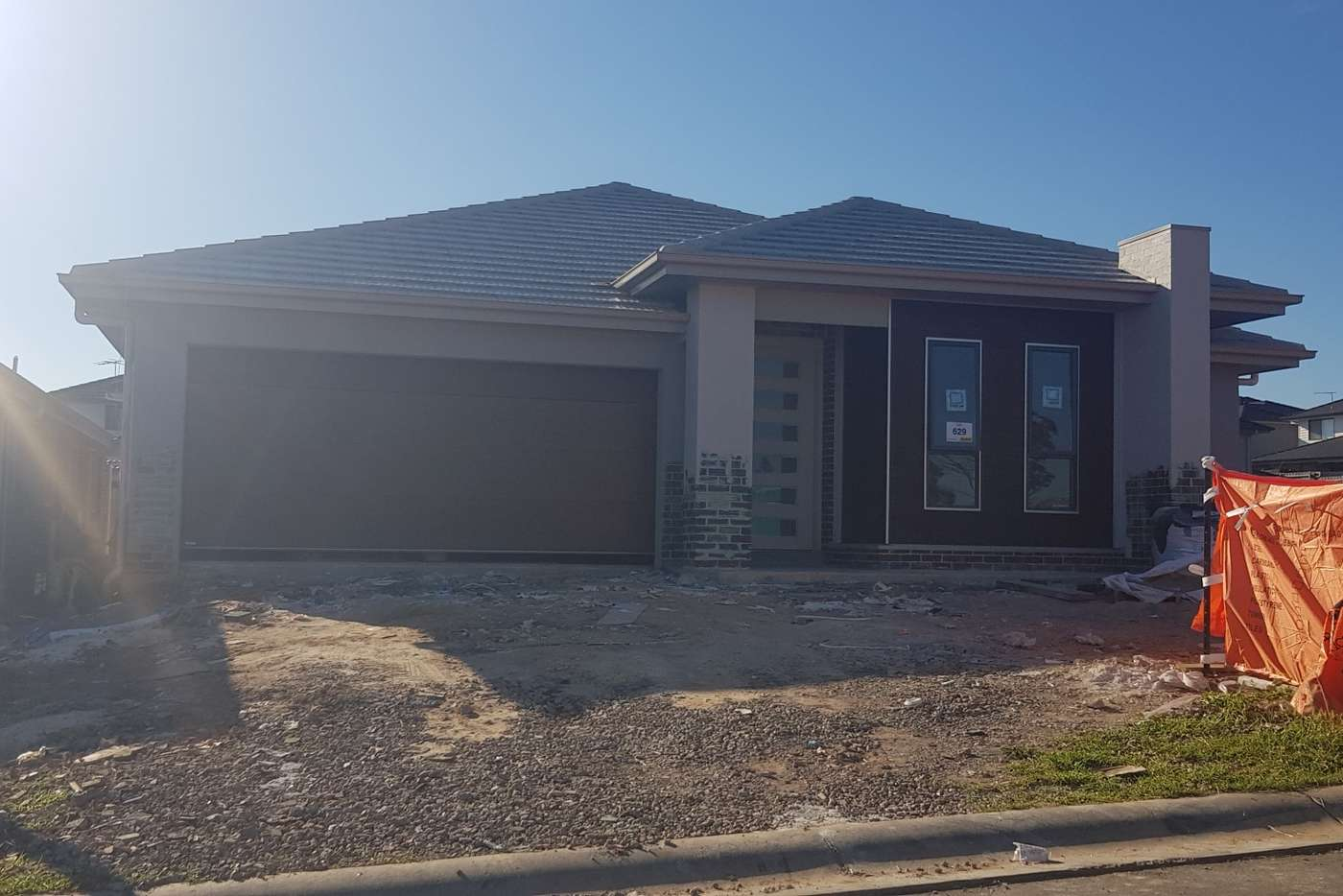 Main view of Homely house listing, Lot 629 Caldwell Avenue, Edmondson Park NSW 2174