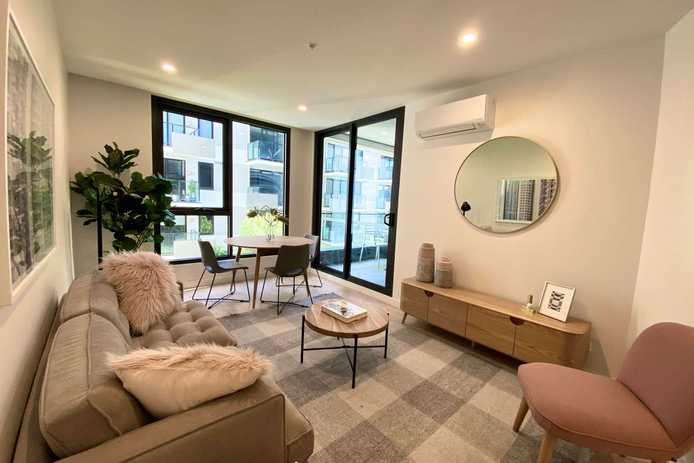 Main view of Homely apartment listing, 203/11 - 15 Brunswick Road, Brunswick East VIC 3057