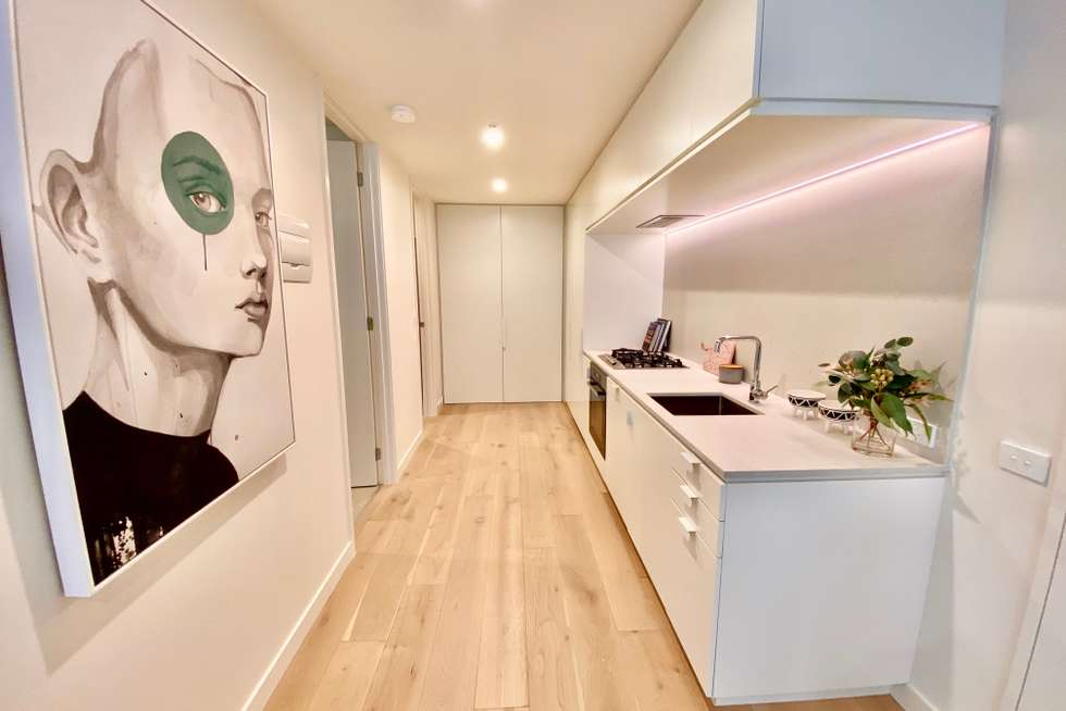 Second view of Homely apartment listing, 203/11 - 15 Brunswick Road, Brunswick East VIC 3057