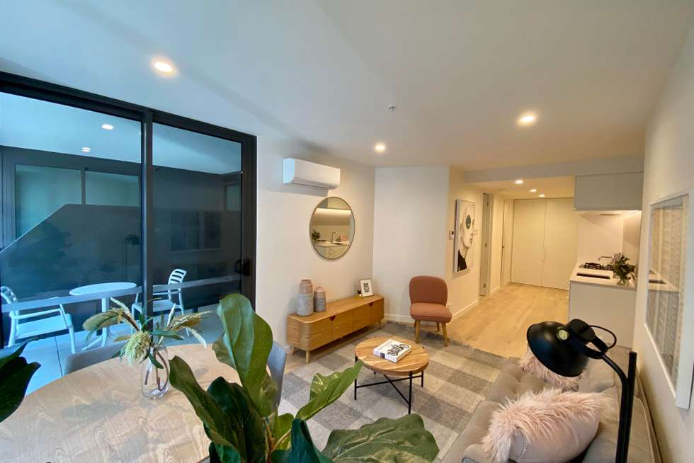 Third view of Homely apartment listing, 203/11 - 15 Brunswick Road, Brunswick East VIC 3057