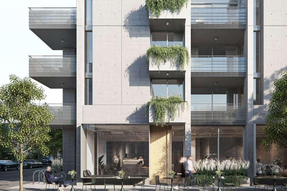 Third view of Homely apartment listing, 117/8 Ballarat Street, Brunswick VIC 3056