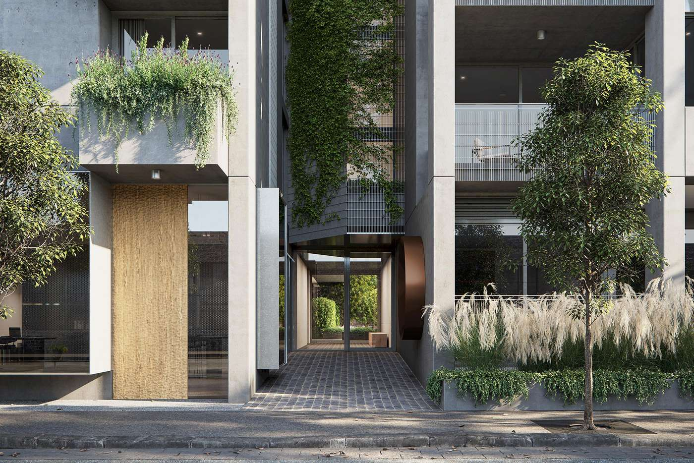 Main view of Homely apartment listing, 109/8 Ballarat Street, Brunswick VIC 3056
